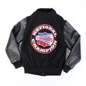 National Cheerleaders Association M Varsity Jacket